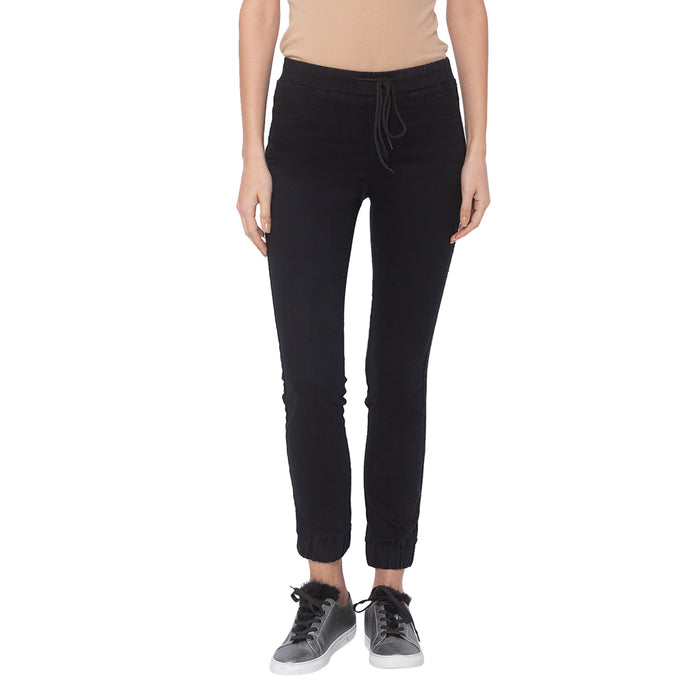 Globus Black Clean Look Jeans-1