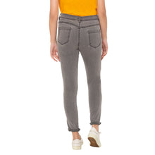 Load image into Gallery viewer, Globus Grey Solid Jeans-3