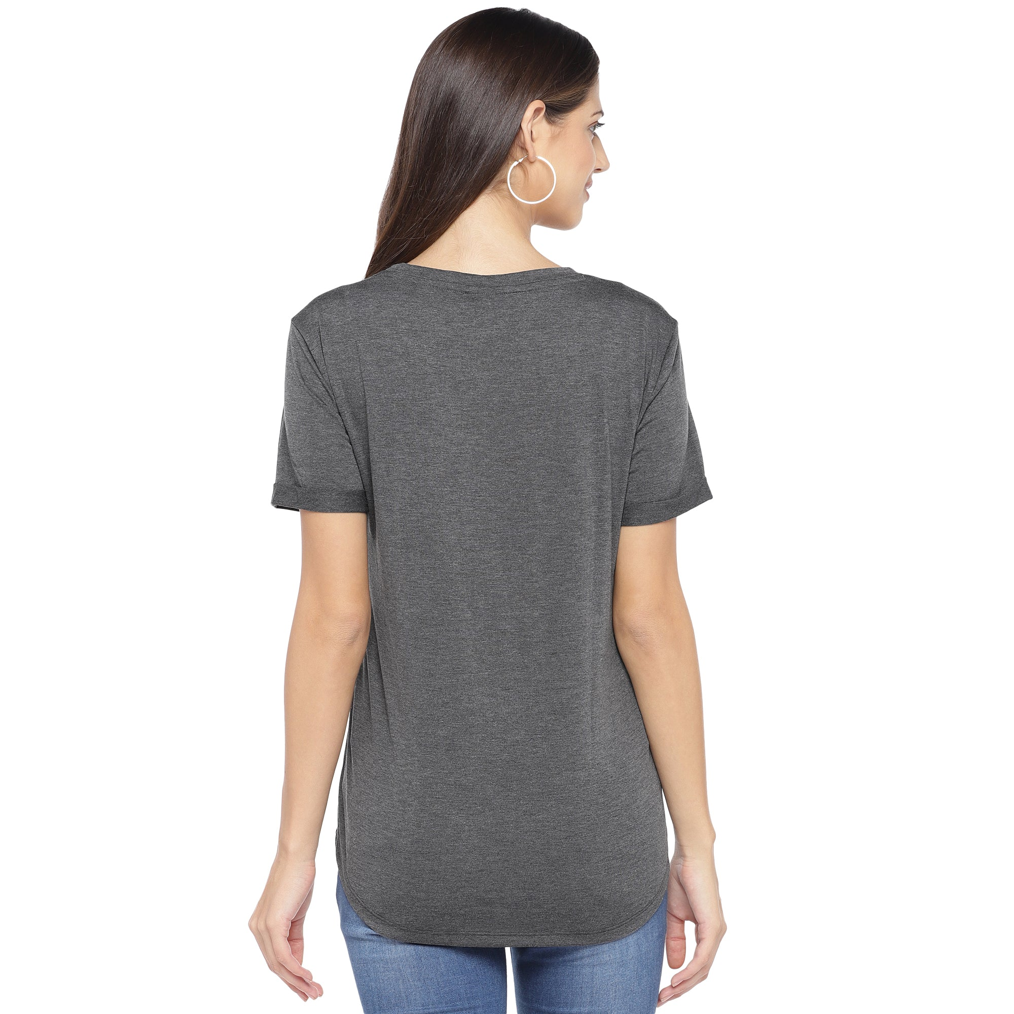 Charcoal Solid Top-3