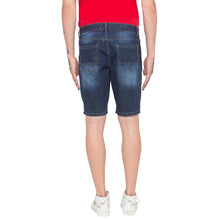 Load image into Gallery viewer, Dark Indigo Denim Shorts-3