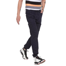 Load image into Gallery viewer, Navy Blue Cargo Pants-2