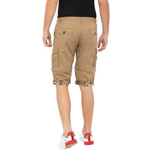 Load image into Gallery viewer, Globus Khaki Solid Shorts-3