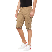 Load image into Gallery viewer, Globus Khaki Solid Shorts-4