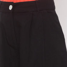 Load image into Gallery viewer, Globus Black Solid Trousers-5