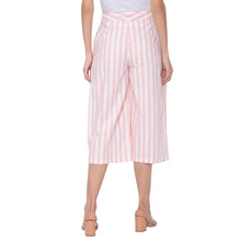 Load image into Gallery viewer, Globus White Striped Trousers-3