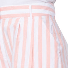 Load image into Gallery viewer, Globus White Striped Trousers-5