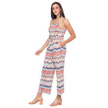Load image into Gallery viewer, Globus Multicolor Printed Jumpsuit-2