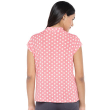 Load image into Gallery viewer, Pink Printed Top-3