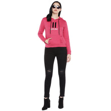 Load image into Gallery viewer, Pink Printed Sweatshirt-4