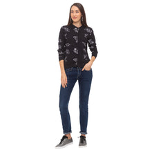 Load image into Gallery viewer, Globus Black Printed Jacket-4