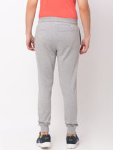 Load image into Gallery viewer, Globus Grey Melange Solid Joggers-3