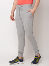 Load image into Gallery viewer, Globus Grey Melange Solid Joggers-2