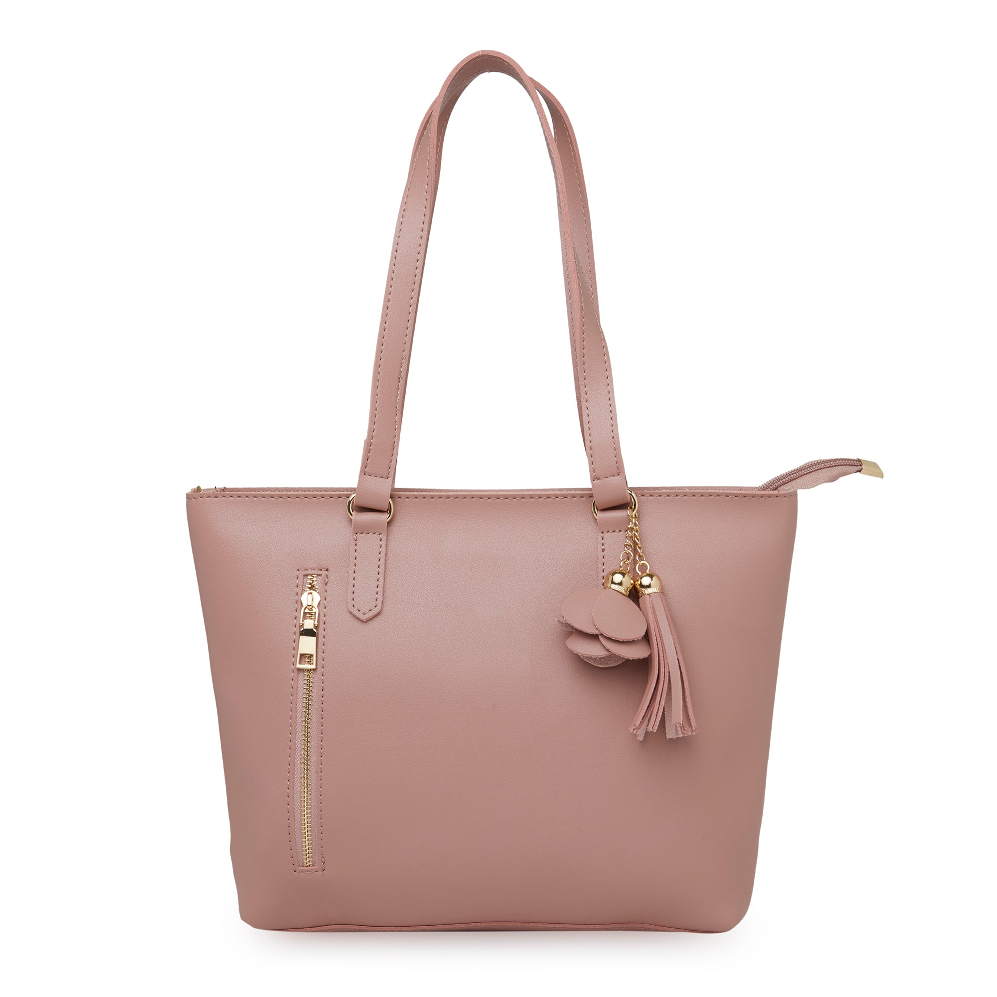 Globus Nude Shopper Bag-1