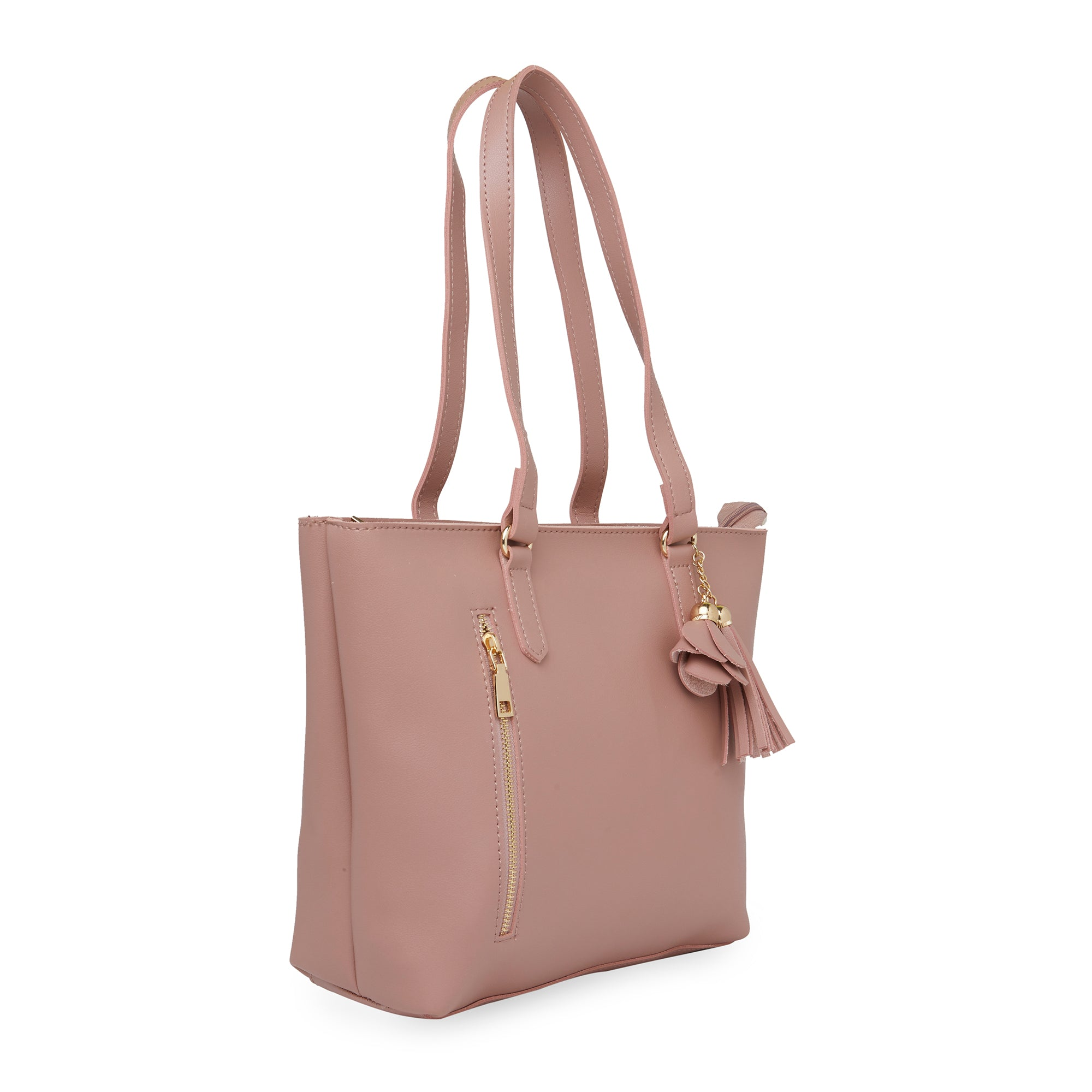 Globus Nude Shopper Bag-2