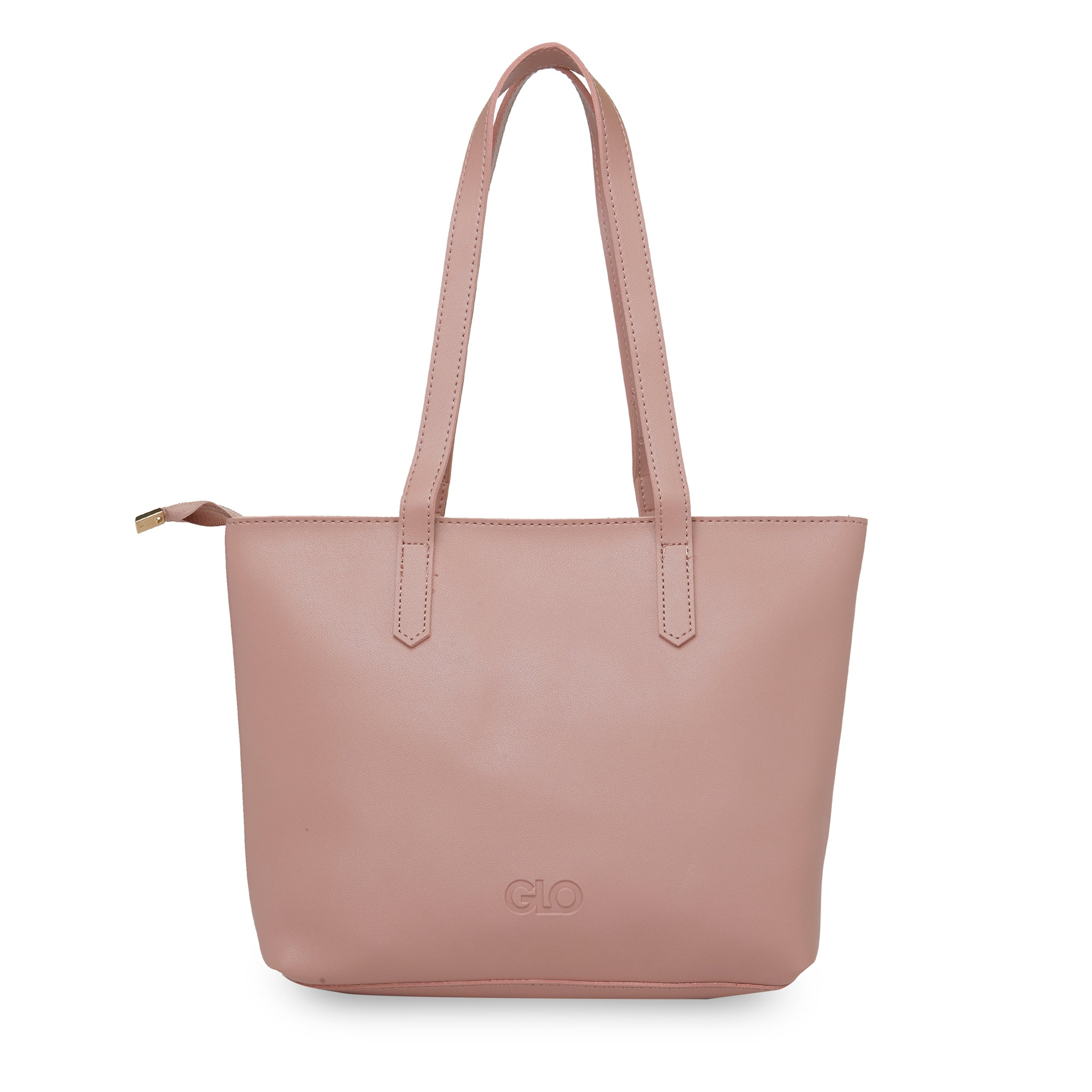 Globus Nude Shopper Bag-3