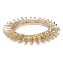 Load image into Gallery viewer, Globus Gold Ethnic Bracelet-1
