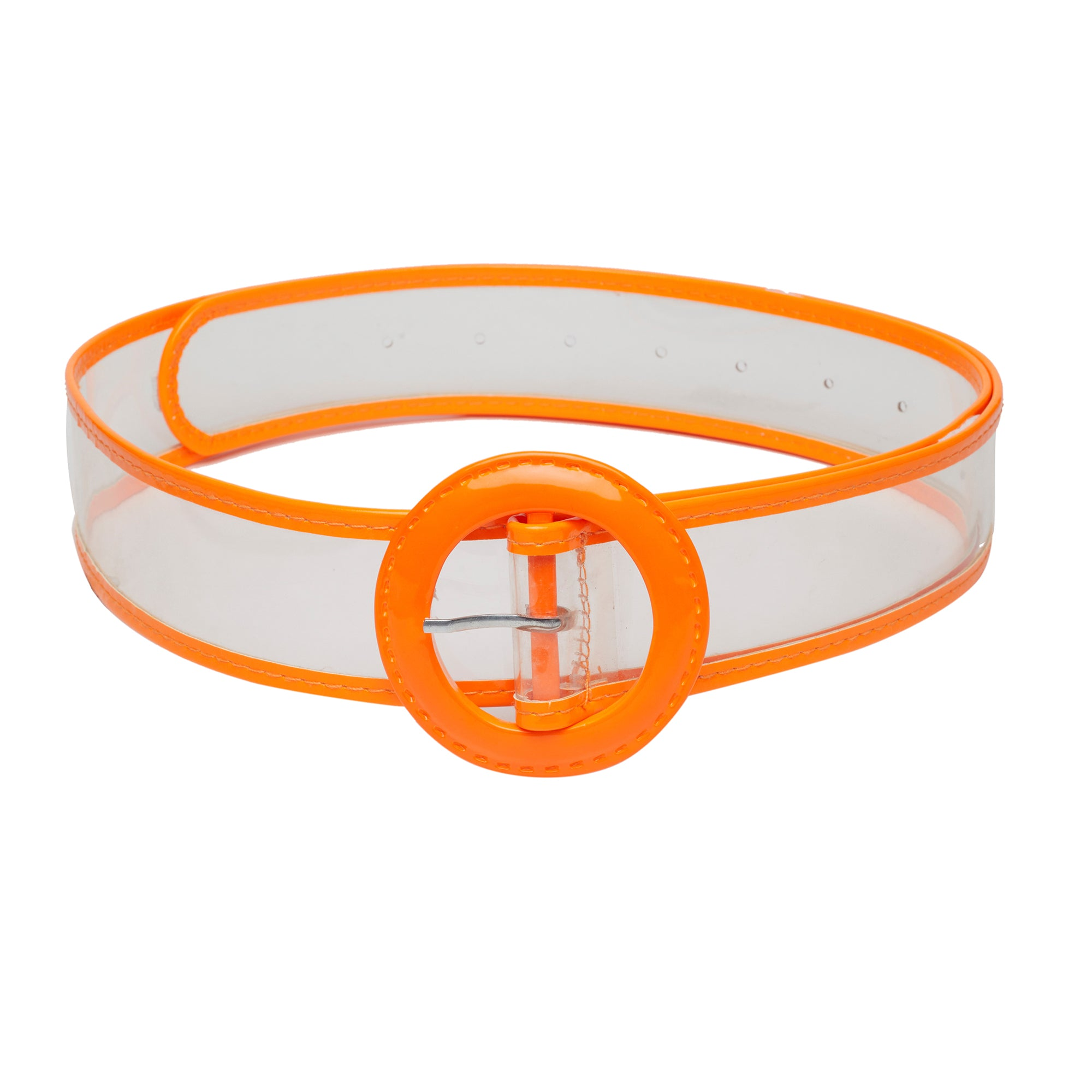 Globus Orange Thick Belt-1