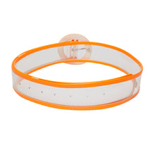 Load image into Gallery viewer, Globus Orange Thick Belt-2