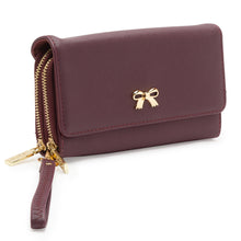 Load image into Gallery viewer, Globus Oxblood Wallet-2
