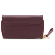 Load image into Gallery viewer, Globus Oxblood Wallet-3