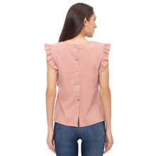 Load image into Gallery viewer, Globus Pink Striped Top-3