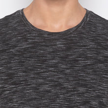 Load image into Gallery viewer, Black Solid T-Shirt-5