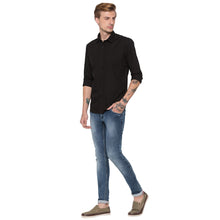 Load image into Gallery viewer, Globus Black Solid Shirt-4