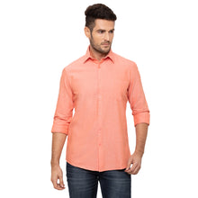 Load image into Gallery viewer, Globus Peach Solid Shirt-1