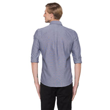 Load image into Gallery viewer, Globus Blue Solid Shirt-3