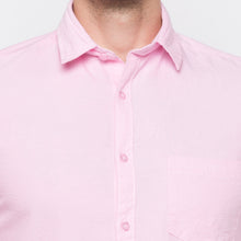 Load image into Gallery viewer, Globus Pink Solid Shirt-5