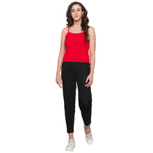 Load image into Gallery viewer, Globus Red Striped Tank Top4
