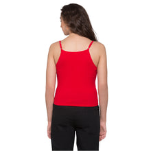 Load image into Gallery viewer, Globus Red Striped Tank Top3