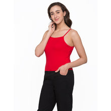 Load image into Gallery viewer, Globus Red Striped Tank Top2