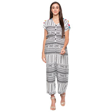 Load image into Gallery viewer, Globus White Printed Jumpsuit-4