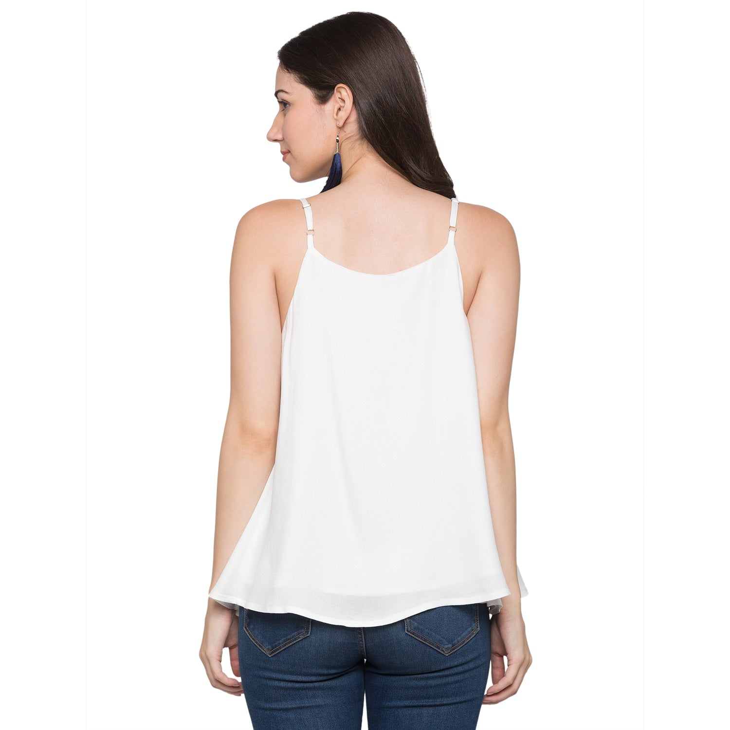 Globus White Solid Top-3