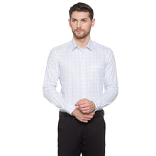 Load image into Gallery viewer, Globus White Checked Shirt1