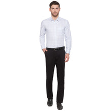 Load image into Gallery viewer, Globus White Checked Shirt4