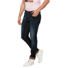 Load image into Gallery viewer, Globus Navy Washed Clean Look Jeans-2