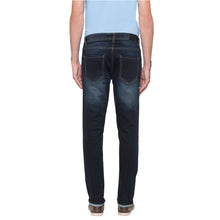 Load image into Gallery viewer, Globus Blue Black Clean Look Jeans-3
