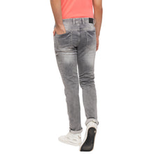 Load image into Gallery viewer, Globus Grey Washed Clean Look Jeans-3