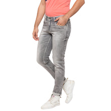 Load image into Gallery viewer, Globus Grey Washed Clean Look Jeans-2