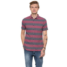 Load image into Gallery viewer, Globus Pink Striped Shirt-1