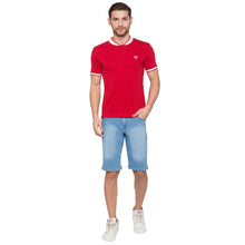 Load image into Gallery viewer, Globus Blue Solid Shorts-4
