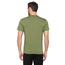 Load image into Gallery viewer, Globus Olive Typography T-Shirt3