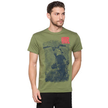 Load image into Gallery viewer, Globus Olive Graphic T-Shirt1