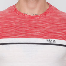 Load image into Gallery viewer, Globus Red Striped T-Shirt-5