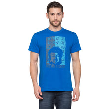 Load image into Gallery viewer, Globus Blue Graphic T-Shirt1