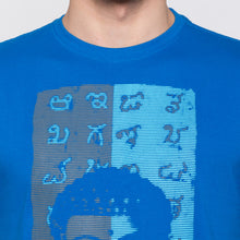 Load image into Gallery viewer, Globus Blue Graphic T-Shirt5