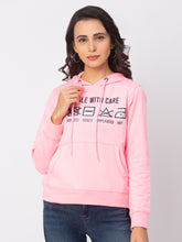 Load image into Gallery viewer, Globus Pink Printed Sweatshirt-1