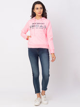 Load image into Gallery viewer, Globus Pink Printed Sweatshirt-2